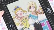Хомарэ и блондин