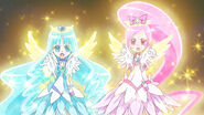 Precure Rainbow Jewel Solution!