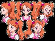 Expreciones de Ichika Usami