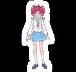Hoshina Uniform Profile