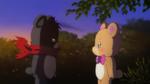 MTPC movie - Kumata asking Mofurun to grant his wish