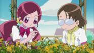 Aya preocupada porque sus flores no estan creciendo bien