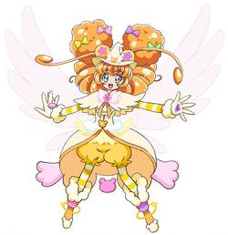 Cure Mofurun - Heartful style