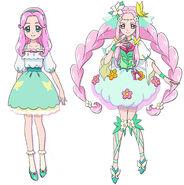 Ha-chan / Kotoha Hanami / Cure Felice