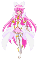 Happiness Charge Pretty Cure! Forever Lovely pose