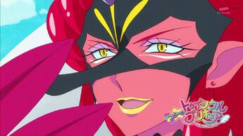 STPC03 Tenjo saying she sense the power of the Star Princesses
