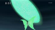 Especial emerald saucer