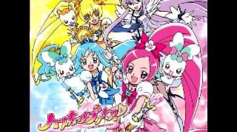 Heartcatch Precure! Vocal Album 2~03 LET'S GO!