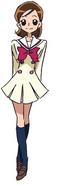 Heartcatch Pretty Cure! - Sakuma Toshiko