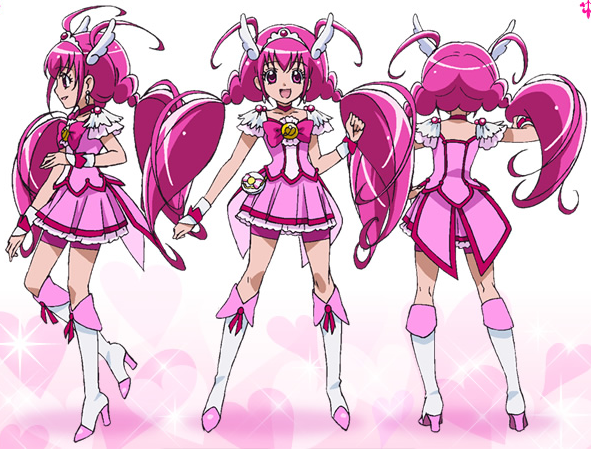 Imagenes de smile pretty cure decor