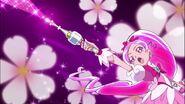 HeartCatch PreCure Cure Blossom