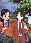 Kiriya y Honoka