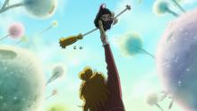 MTPC movie - Riko catches Mirai
