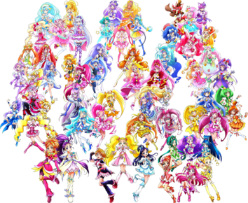 Pretty cure all stars remake by dominickdr98 ddgml7l-fullview