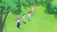 STPC16 The girls running to the scene
