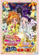 Futari wa Pretty Cure Splash☆Star: Am Seidenen Faden hängende Tick-Tock Kriese!