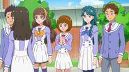 107. Todos observando a Haruka
