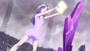 Iona pidiendo nuevos poderes para salvar a sus amigas