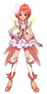 Perfil de Cure Rouge Rainbow