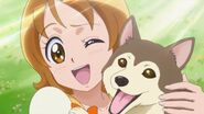 Yuko and Her Dog (31)
