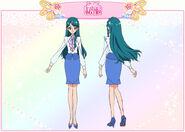 Minami diario perfil toei