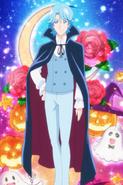 Blue vampiro