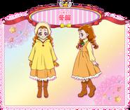 Himari Winter Outfit