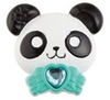 Panda Cure Decor Glitter Charm