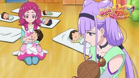 HUGっと!プリキュア 第14話予告 「はぎゅ~!赤ちゃんスマイルめいっぱい!」