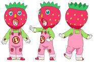 KKPCALM-concept art 2.06-Usami Ichika (strawberry suit)