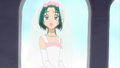 Komachi as a bride