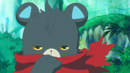 Kumata hace su primera aparición