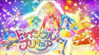 Star☆Twinkle Precure Group Transformation