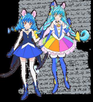 Yuni & Cosmo