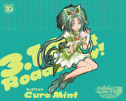 Cartel Cure Mint en All Stars DX3