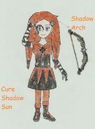Cure Shadow Sun