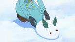 Minami's snow bunny