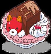 Perfil del Dulce Animal de Chocolat