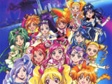 Películas/Pretty Cure All Stars