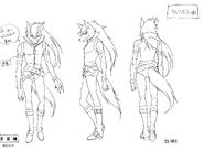 Bocetos de Wolfrun