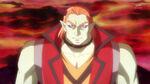HGPC02 King Byogen calls out Guaiwaru's name
