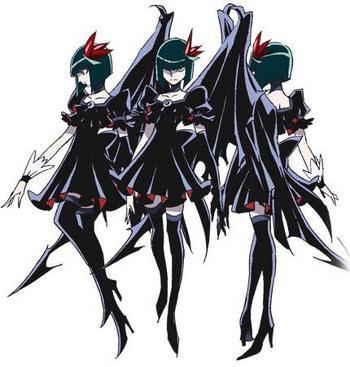 Perfil de Dark Cure TOEI