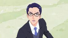STPC10 Fuyuki sees the rocket