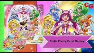 Smile Pretty Cure! Medley