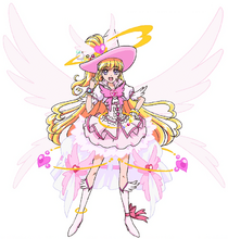 Cure Miracle - Heartful style