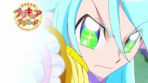キラキラ☆プリキュアアラモード 第40話予告 「レッツ・ラ・おきがえ!スイーツキャッスルできあがり!」