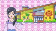 Chiyu sugiere llevar a Nodoka a la Clinica Animal Hiramitsu