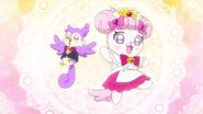 Pafu y Aroma con sus trajes-1-