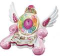 Royal Clock Toy