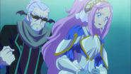 Bell le dice egoista a la princesa